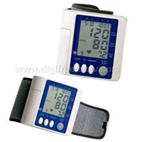 Full Automatic Watch Type Blood Pressure Monitor