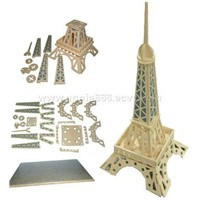 Eiffil Tower Puzzle