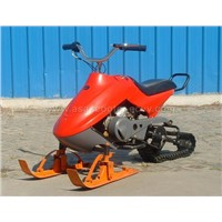 vip snow scooter302,snow fox,snowmobile,sea scooter with cheap price