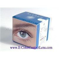 Color Contact Lens - Blue