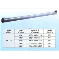T5-2a Fixture and Tube
