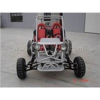 Red Hot (Go Kart, Go Cart) Double Seat