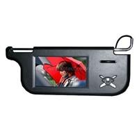 7.8 Inch Sun Visor LCD Monitor