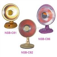 Parabolic Heaters
