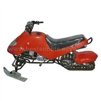 110cc with LIFAN Engine Snow Scooter