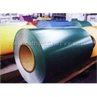 coated aluminium coil