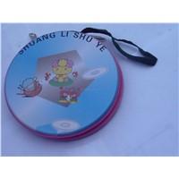 tin plate CD box, CD holder, CD case