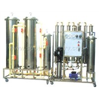 RO Series of Water Filtration Station