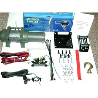 Powerful ATV Winch