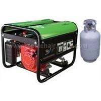 Lower Gas Consumption Gas Generator