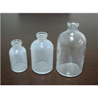 MOULDED GLASS VIALS FOR INJECTION