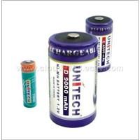 Ni-Mh Rechargable Battery