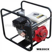Gasoline water pump WB20CX