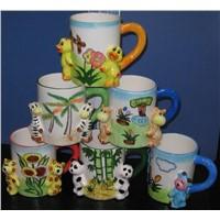 Ceramic Cartoon Mugs
