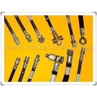 High Quality Brake Hose,Fitting and Hose Assembly