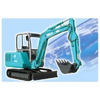SWE45 mini excavator