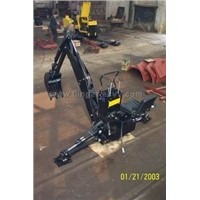 Hydraulic Backhoe - LW Series for tractor or Dozer