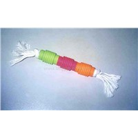 3 Canister with 11mm white cotton rope (TJP0053)