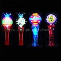 LED Flashing Magic Spinning Ball