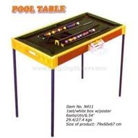 Super Pool Table (N411)