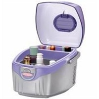 Cosmetic cooler and warmer