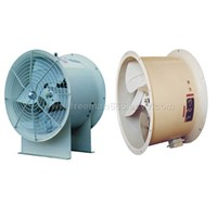 DZ Series Low Noise Axial Fans