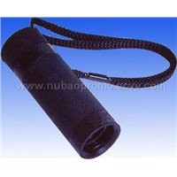 rubber monocular for golf