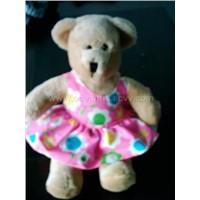 Plush and Stuffed Bear