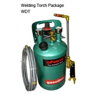 Oxy-gasoline Welding Torch Package