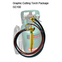 Graphic Cutting Torch Package