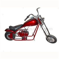 New Gas-scooter