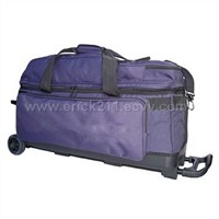 Bowling Bag with Wheels (Three Balls)