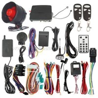 Wireless GSM Car Security Alarm