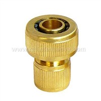 Brass Quick Hose connector