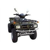 200cc ATV with EEC