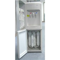 Water dispenser , with filtration system