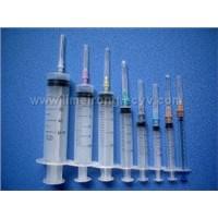 Disposal Syringe