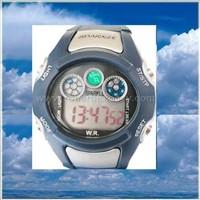 Duplex LCD Watch