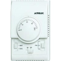 ROOM THERMOSTAT FOR CENTRAL AIR CONDITIONING & HEATING