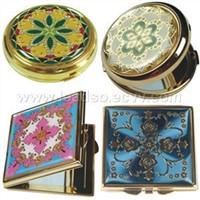 Compact Mirror, Handbag Mirror, Cosmetic Mirror