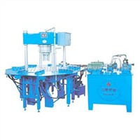 Auto Mold-Off Brick Machine