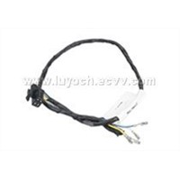 2129712 Goodmark in addition V Twin Audio Harley Electraglide  lifier Power Wiring Kit 3 2 furthermore 3838130 furthermore Coelacanth Vintage Bike Cb77 Wire Harness moreover  on motorcycle wiring harness suppliers