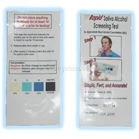 Alcohol Tester Paper (BHT-69)