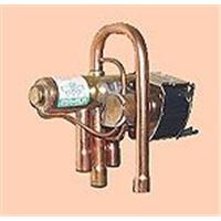 4-way reversing valve