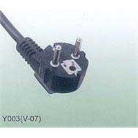 Power Cable- Euro Standard