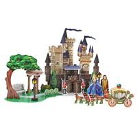 3D Story Puzzle-Cinderella