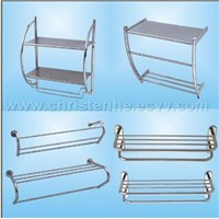 towel shelf & bar