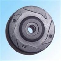 Guiding wheel