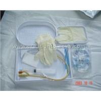 Disposable urethral catheter kits