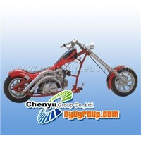 CHOPPERCYMT-H12 (4 Stroke, Double Muffler)